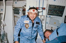 First Asian-American in Space