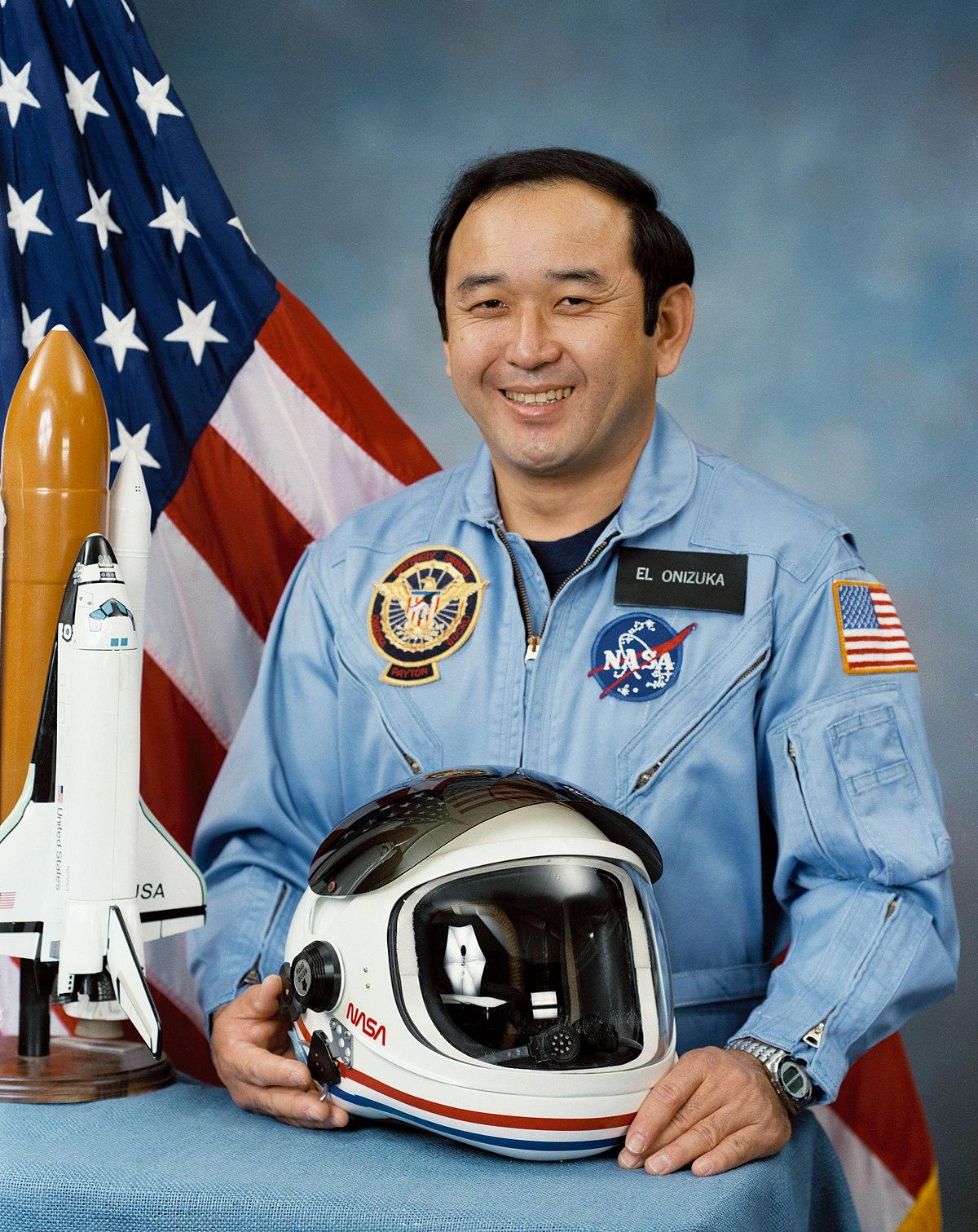 Ellison Shoji Onizuka, American Astronaut